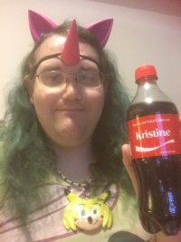 Coke, Unicorn cosplay.jpg