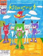 Sonichu - Issue 3, Cover.jpg