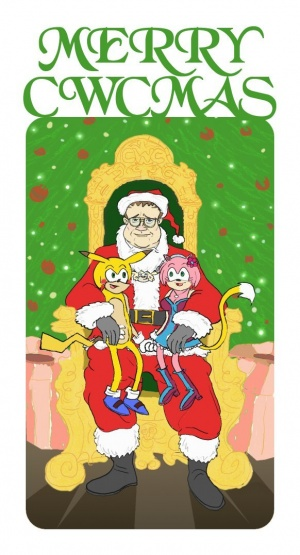 Sonic Christmas Hours.Christmas Cwcki