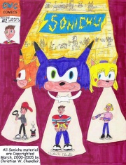 Sonichu - Issue 2, Cover.jpg